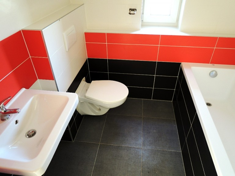 Koupelna ve II. patře